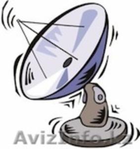 СПУТНИКОВОЕ ТВ В АЛМАТЫ . РЕМОНТ , МОНТАЖ СПУТНИКОВОГО ТВ - Изображение #1, Объявление #323442
