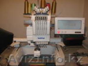 Продам вышивальную машину brother PR-600-2 (б/у) - Изображение #2, Объявление #849789