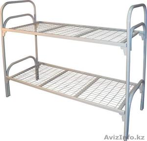 Кровати металлические от производителя оптом - Изображение #4, Объявление #914842