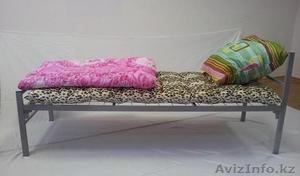Кровати металлические от производителя оптом - Изображение #1, Объявление #914842