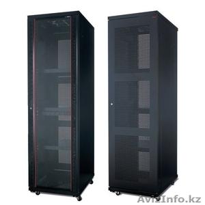 Шкафы от 6U до 47U, с разной степенью защиты, с различными комплектующими - Изображение #2, Объявление #1337717