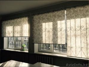 Роллшторы рулонные шторы   - Изображение #5, Объявление #1397432