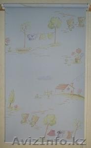 Роллшторы рулонные шторы   - Изображение #3, Объявление #1397432