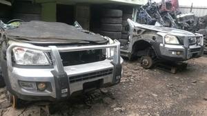 Toyota Land Cruiser  Prado 150, 120, 95, 90, 78 авторазбор - Изображение #1, Объявление #1562637