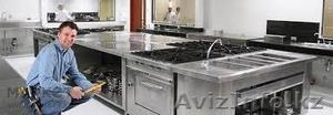 Ремонт ресторанного промышленного кухонного,холодильного оборудования. - Изображение #4, Объявление #1613324