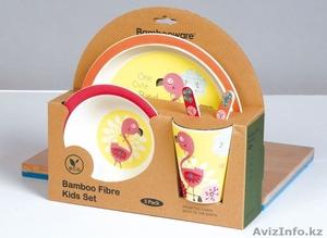 Детская посуда из бамбука - Изображение #1, Объявление #1637788
