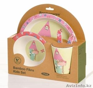 Детская посуда из бамбука - Изображение #3, Объявление #1637788