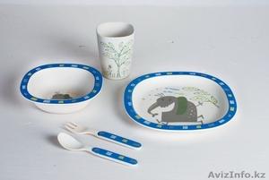 Детская посуда из бамбука - Изображение #4, Объявление #1637788
