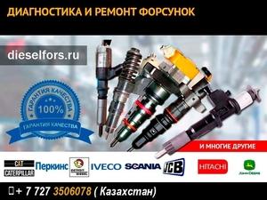 Форсунки Вольво (Volvo) серии FH, FM, D, любых модификаций. Ремонт и продажа. - Изображение #1, Объявление #1653479