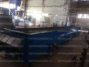 Виброформы для производства опор СВ-95, СВ-105, СВ-110 с прогревом (пар/вода) - Изображение #1, Объявление #1671254
