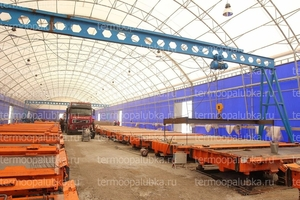 Вибро-металлоформы для производства ЖБИ с прогревом (пар/вода) - Изображение #1, Объявление #930901