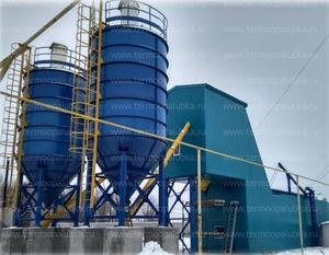 Всесезонные бетонные заводы 20-75 м3 в час. Доставка. Монтаж. - Изображение #1, Объявление #1671385