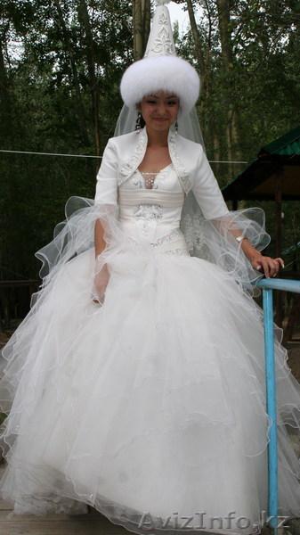 Wedding Saloon :: Казахские свадебные платья - Свадебные платья и