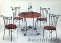 Кованая мебель в ассортименте - Изображение #3, Объявление #83590
