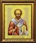 Церковные иконы и календари из гобелена