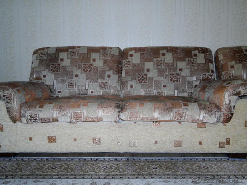 Купить Диван с креслами бу