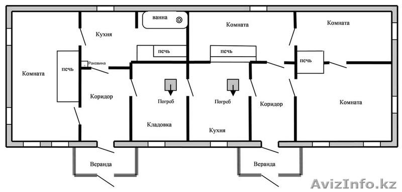 Продажа дома в гп Ружаны