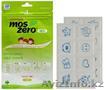Mos zero наклейки от комаров для всей семьи