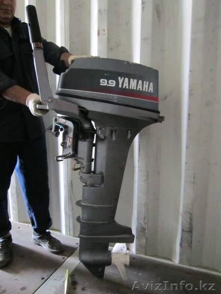 электромотор для лодки астана