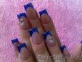 Наращивание ногтей профессионально и не дорого!