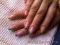 Наращивание ногтей на дому! НЕ ДОРОГО!  - Изображение #2, Объявление #716302
