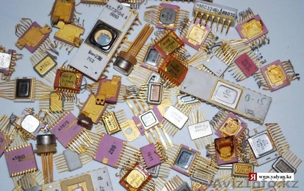 Куплю советские микросхемы