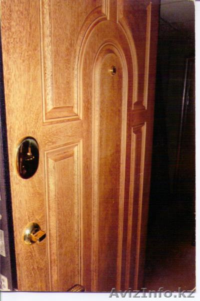 входные двери с полимерным покрытием на заказ