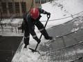 Уборка наледи и снега в Алматы. 3289820.