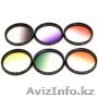 Светофильтры градиентные диаметром на 52, 58 мм 6шт в наборе - Изображение #3, Объявление #1001343