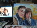 Картины , портреты на заказ, уроки рисования, лепка, прикладное искусство - Изображение #3, Объявление #242335