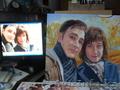 Пишу портреты  по фото разная техника живописи., Объявление #322169