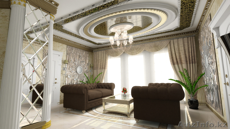 Алматы интерьер дизайн интерьера