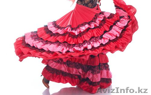 Испанские юбки прокат