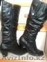 Женские сапоги 42 размера