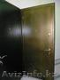 Двери входные,   металлические,  утепленные.
