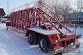 Спецприцеп панелевоз 949162-02-08-25,  аналог lohr и rolfo