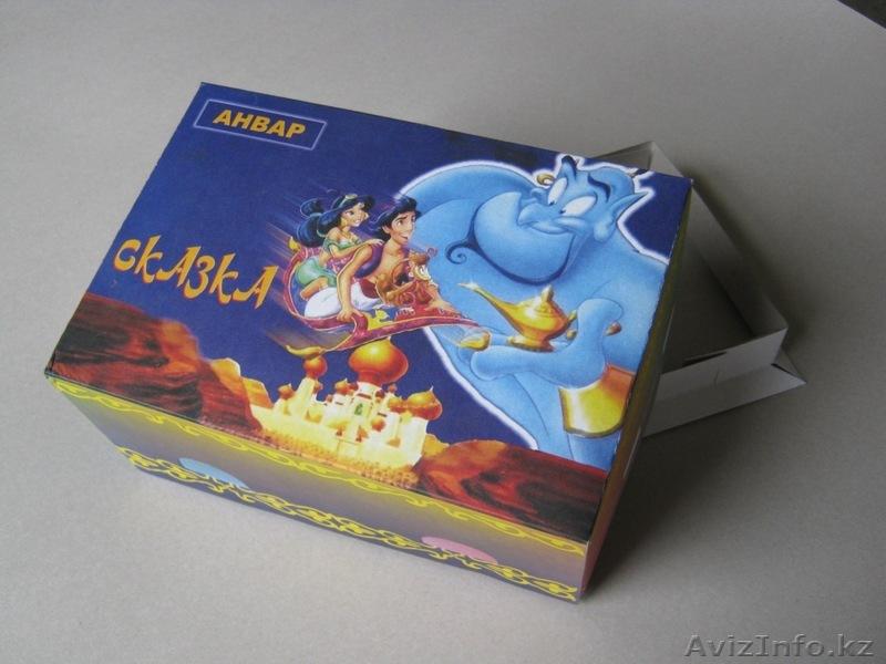 коробок гофра