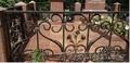 Оградки на могилу в Алматы, изготовление, установка - Изображение #3, Объявление #1154754