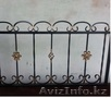 Оградки на могилу в Алматы, изготовление, установка - Изображение #7, Объявление #1154754