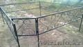 Оградки на могилу в Алматы, изготовление, установка - Изображение #5, Объявление #1154754