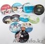 Тиражирование печать на DVD / CD дисках, нанесение лого, упаковка, Объявление #1188068