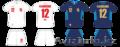 Спортивные формы(номера,логотипы,имена на ваши изделия), Объявление #821588