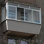 Утепление и обшивка балкона сайдингом в Алматы - Изображение #2, Объявление #1205598