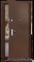 Входные металлические двери,   утепленные.