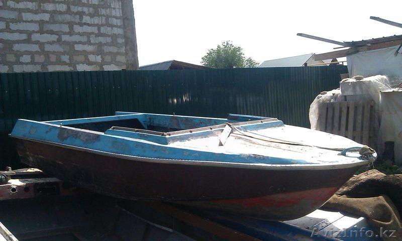 катера и лодки в казахстане