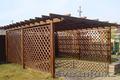 Изготовление деревянных навесов - Изображение #2, Объявление #1235331
