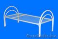 Железные кровати для рабочих, вагончиков, бытовок, общежитий оптом. - Изображение #5, Объявление #1265748