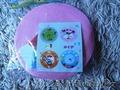 Набор для детского творчества часики розовые код 46150