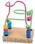 Паутинка деревянная игрушка развивающая малая код 46148, Объявление #1292502