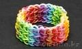 Loom Bands - Комплект для создания браслетов код 46193 - Изображение #3, Объявление #1292507